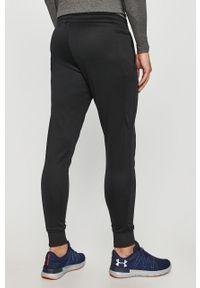 Czarne spodnie dresowe Under Armour #4