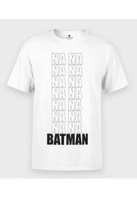 MegaKoszulki - Koszulka męska Batman Na Na. Materiał: bawełna. Wzór: motyw z bajki
