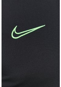 Czarny komplet dresowy gładki, Dri-Fit (Nike)