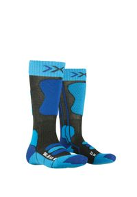 Niebieskie skarpetki X-Socks
