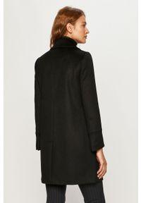 Czarny płaszcz MAX&Co. na co dzień, casualowy, bez kaptura