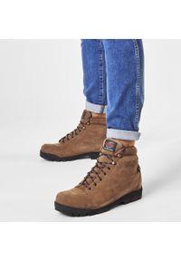 Brązowe buty trekkingowe Chiruca trekkingowe, Thinsulate