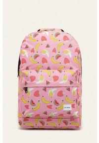 Spiral - Plecak. Kolor: różowy