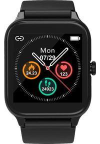 Smartwatch Blackview R3 Pro Czarny. Rodzaj zegarka: smartwatch. Kolor: czarny