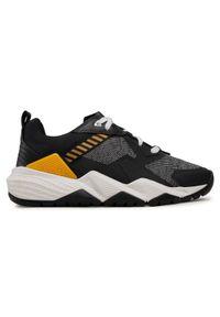 CATerpillar Sneakersy Groundwork Mesh P110396 Czarny. Kolor: czarny. Materiał: mesh #7