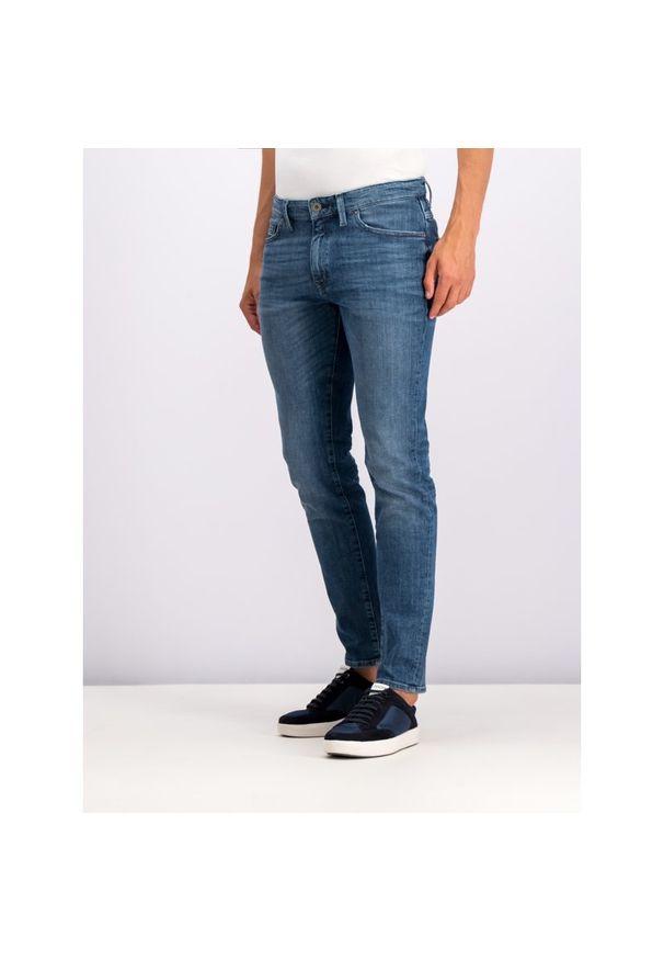 Niebieskie jeansy Marc O'Polo