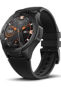 TICWATCH - Smartwatch TicWatch S2 Czarny (001900470000). Rodzaj zegarka: smartwatch. Kolor: czarny