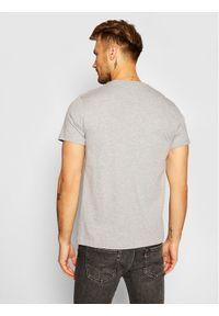 Szary t-shirt Helly Hansen