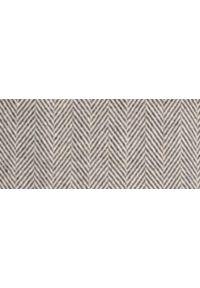 TOP SECRET - Płaszcz typu bosmanka ze sztucznym futrem. Kolor: szary. Materiał: futro. Długość: krótkie. Wzór: jodełka. Sezon: zima. Styl: klasyczny, wizytowy, elegancki #7