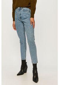Niebieskie jeansy loose fit Dr. Denim