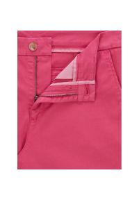 Różowe spodnie BOSS