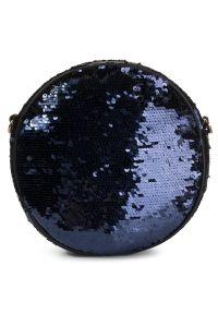 Niebieska listonoszka Desigual