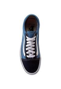 Vans Tenisówki Old Skool VN000D3HNVY Niebieski. Kolor: niebieski #8