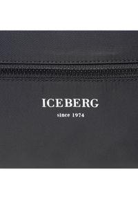 Czarny plecak Iceberg
