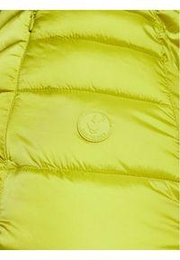 Save The Duck Kamizelka D88490W IRIS13 Żółty Regular Fit. Kolor: żółty