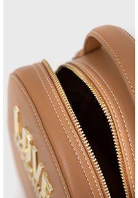 Love Moschino - Plecak. Kolor: brązowy