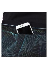 Spodenki damskie do biegania Energetics Isolda 2in1 411860. Materiał: poliester, elastan, materiał. Wzór: nadruk, kolorowy. Sport: fitness