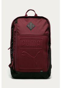 Czerwony plecak Puma