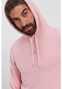 TOMMY HILFIGER - Tommy Hilfiger - Bluza. Okazja: na co dzień. Kolor: różowy. Styl: casual