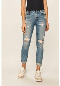 Niebieskie jeansy Pepe Jeans