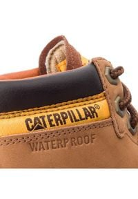 CATerpillar Trapery Colorado Plus P102350 Brązowy. Kolor: brązowy