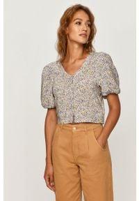 Wielokolorowa bluzka Levi's® casualowa, w kolorowe wzory