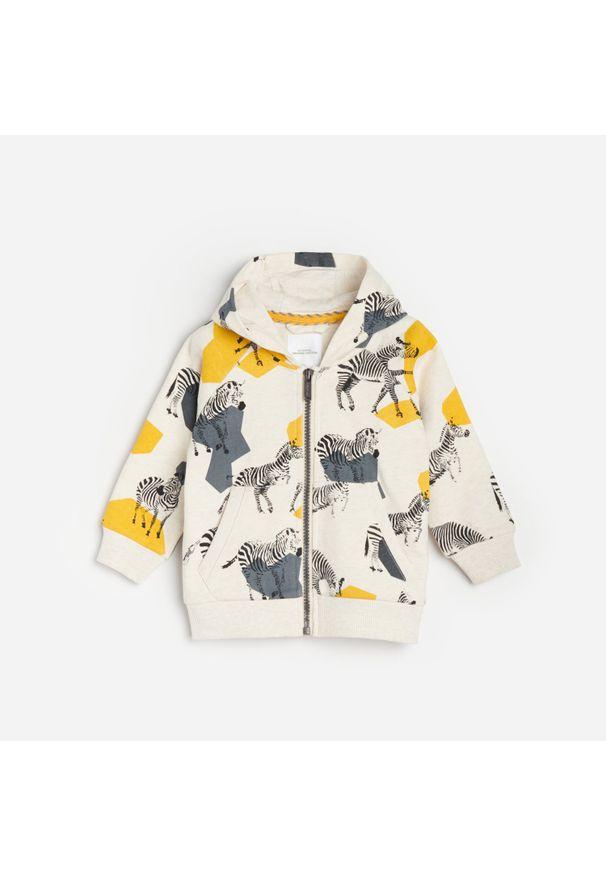 Bluza Reserved z kapturem