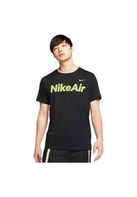 Koszulka męska Nike Air CK2232. Materiał: poliester, bawełna