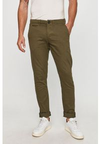 Oliwkowe spodnie PRODUKT by Jack & Jones