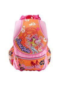 Cool Fajny plecak szkolny 2w1, Po prostu Ginger