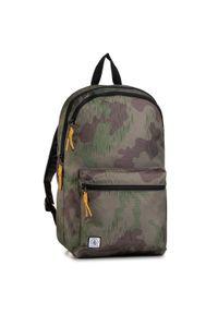 Zielona torba na laptopa Volcom