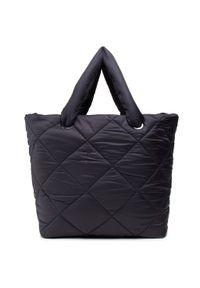 Czarna torebka klasyczna Kendall + Kylie