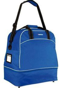 Avento Torba sportowa Football Bag niebieska 56 l. Kolor: niebieski. Sport: piłka nożna