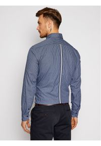 Baldessarini Koszula Henry 10003/000/1005 Granatowy Regular Fit. Kolor: niebieski #2
