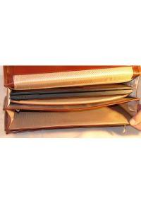Teczka na laptopa MCKLEIN Flournoy 15.6 cali Brązowy. Kolor: brązowy. Materiał: skóra. Styl: elegancki #3