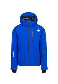 Descente - Kurtka narciarska DESCENTE BRECK. Materiał: lycra, materiał, tkanina, włókno, puch. Technologia: Thinsulate. Sport: narciarstwo