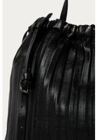 Czarna shopperka Answear Lab wakacyjna