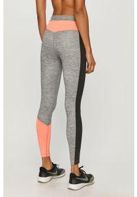 Szare legginsy Nike