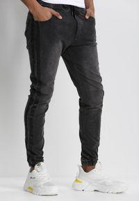Szare spodnie Born2be #7