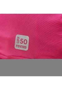 Reima - Czapka z daszkiem REIMA - Mustelaka 518588 Fuchsia Pink 4600. Kolor: różowy. Materiał: elastan, poliester, materiał