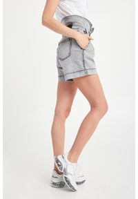 TwinSet - SPODENKI JEANSOWE TWINSET ACTITUDE. Stan: podwyższony. Materiał: jeans #7
