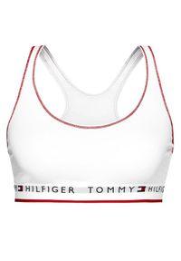 TOMMY HILFIGER - Tommy Hilfiger Biustonosz top Bralette UW0UW02743 Biały. Kolor: biały