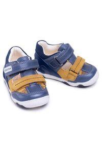 Geox Sandały B N.Balu' B. A B150PA 0CL22 C4368 Niebieski. Kolor: niebieski