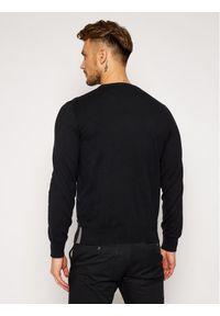 Musto Sweter Portofino 82052 Czarny Regular Fit. Kolor: czarny #5
