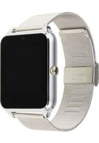 Biały zegarek NoName smartwatch