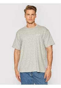 Levi's® T-Shirt Red Tab™ Vintage Tee A0637-0013 Szary Relaxed Fit. Kolor: szary. Styl: vintage