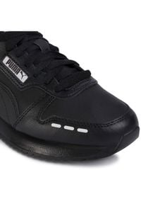 Puma Sneakersy R78 Sl Jr 37442801 Czarny. Kolor: czarny