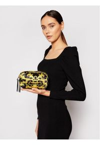 Versace Jeans Couture Torebka E1VWABT1 Czarny. Kolor: czarny