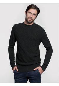 Zielony sweter klasyczny