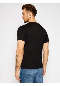 Marc O'Polo T-Shirt B21 2220 51230 Czarny Regular Fit. Typ kołnierza: polo. Kolor: czarny